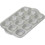 Nordic Ware Platinum Collection French Tartlette Pan
