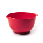 RSVP Red Melamine 3 Quart Mixing Bowl