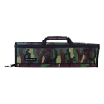 Messermeister Camouflage Padded 8 Pocket Knife Roll