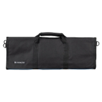 Messermeister Black Padded 12 Pocket Knife Roll