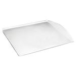 Nordic Ware Naturals Aluminum Cookie Sheet, 13 x 14 Inch