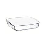 Ôcuisine Borosilicate Glass Square 8.25 Inch Baking Dish
