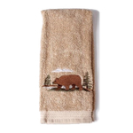Saturday Knight Limited Cotton 16 x 28 Inch Northwoods Hand Towel, Set of 6