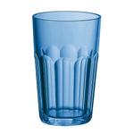 Guzzini Happy Hour Mediterranean Blue 14.2 Ounce Tall Ground Tumbler
