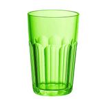 Guzzini Happy Hour Acid Green 14.2 Ounce Tall Ground Tumbler