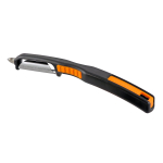 Swissamar Swiss Curve Black and Orange Straight Peeler