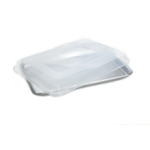 Nordic Ware Naturals Aluminum Bakers Half Sheet with Lid