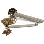 RSVP Endurance Stainless Steel Measuring Spoon, Set of 5