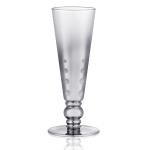 Artland Roxanne Glass 8 Ounce Flute