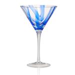 Artland Waterfall 10 Ounce Martini Glass