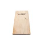 Steven Raichlen Best of Barbecue Alder 11.7 x 5.2 Inch Single Wood Grilling Plank