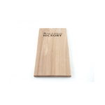 Steven Raichlen Best of Barbecue Hickory 11.7 x 5.2 Inch Single Wood Grilling Plank