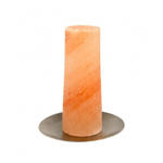 Charcoal Companion Himalayan Salt 5.8 Inch Poultry Cone with Holder