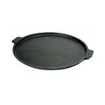 Pizzacraft Cast Iron 14 Inch Pizza Pan