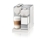 DeLonghi Nespresso Lattissima Touch Frosted Silver Espresso Machine