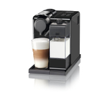 DeLonghi Nespresso Lattissima Touch Washed Black Espresso Machine