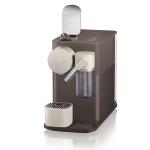DeLonghi Nespresso Lattissima One Warm Slate Espresso Machine