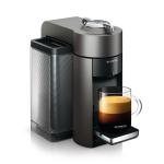 DeLonghi Nespresso Vertuo Titan Coffee and Espresso Machine with Aeroccino Milk Frother