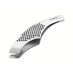 Global Classic Stainless Steel Curved Fish Bone Tweezers