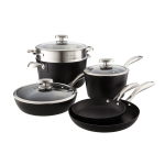 Scanpan Pro IQ 9 Piece Cookware Set