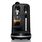 Breville Nespresso Creatista Uno Black Sesame Espresso and Latte Maker