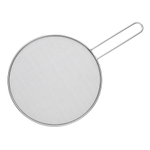 HIC Harold Import Co 18/8 Stainless Steel 11 Inch Splatter Screen