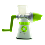 Norpro Ultimate White and Green Dessert Maker