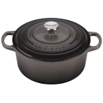 Le Creuset Signature Oyster Enameled Cast Iron 3.5 Quart Round French Oven