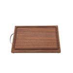 Crafthouse by Fortessa Walnut Wood 10 x 7 Inch Bar Board