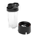Blendtec Go Black 30 Ounce Personal Travel Blender Accessory