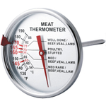Admetior Stainless Steel Meat Dial Thermometer, 3 Inch