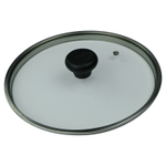 Moneta Flat Tempered Glass 11.5 Inch Cookware Lid