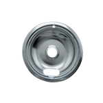Range Kleen Chrome Small 6 Inch Single Pack Drip Bowl