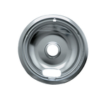 Range Kleen Chrome Large 8 Inch Single Pack Drip Bowl