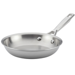 Anolon Tri-Ply Clad Stainless Steel 8.5 Inch French Skillet