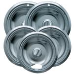 Range Kleen 5 Piece Economy Drip Bowl Set
