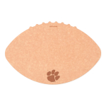 Epicurean Clemson University 16 x 10.5 Inch Football Cutting and Serving Board