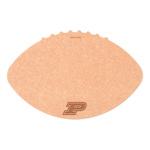 Epicurean Purdue University 16 x 10.5 Inch Football Cutting and Serving Board