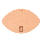 Epicurean Stanford University 16 x 10.5 Inch Football Cutting and Serving Board