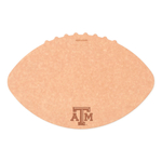 Epicurean Texas A&M University 16 x 10.5 Inch Football Cutting and Serving Board