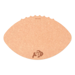 Epicurean University of Colorado 16 x 10.5 Inch Football Cutting and Serving Board