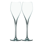 Peugeot Esprit 180 6 Ounce Champagne Glass, Set of 4