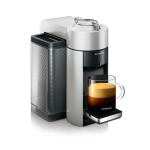 DeLonghi Nespresso Vertuo Silver Espresso Machine