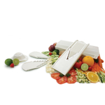 Swissmar V-Prep Mandoline with Stainless Steel Blades 5 Piece
