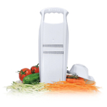 Swissmar PowerLine White Thin Julienne Slicer