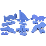 Nordic Ware 3D Seasonal Party Cookie Cutter, Set of 12