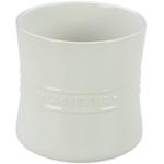 Le Creuset White Stoneware 2.75 Quart Utensil Crock