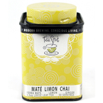 The Tea Spot Organic Mate Limon Chai Loose Leaf Tea