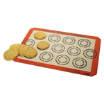Silpat Perfect Cookie 11.6 x 16.5 Inch Baking Mat