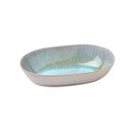 Casafina Ibiza Sea Stoneware Medium Oval Bowl